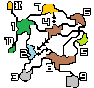 MHX地底洞窟