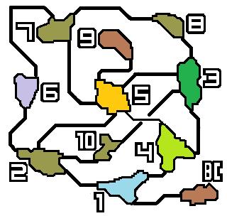MHX原生林