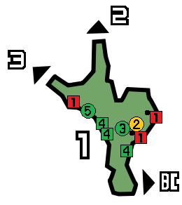 MHX孤島1