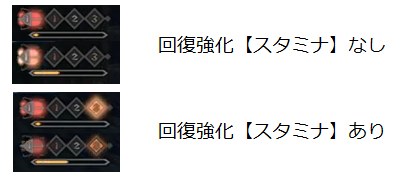 操虫棍の回復強化【スタミナ】